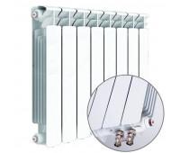 Радиатор биметаллический B500 Ventil BVR 08 секций