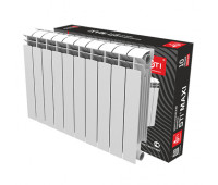 Биметаллический радиатор STI MAXI 500 100 10 секций