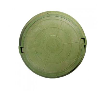 Люк чугунный тип Т с замками, 250 кН