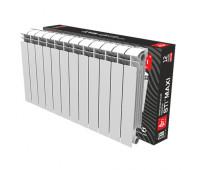 Биметаллический радиатор STI MAXI 500 100 12 секций