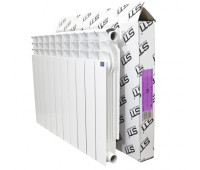 Биметаллический радиатор STI 500 80 10 секций