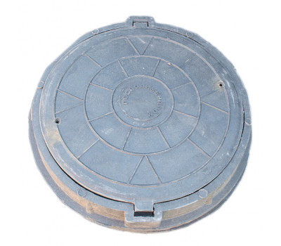 Люк чугунный для кабельных колодцев ГТС тип Т, 100 кН