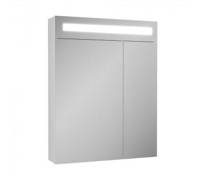 Зеркальный шкаф Nyborg 60 с LED подсветкой