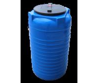 Бочка для воды пластиковая 200 литров