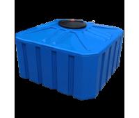 Компактная пластиковая емкость для воды 800 литров