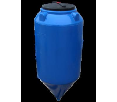 Конусная пластиковая бочка 240 литров