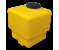 Бак промывной на 120 литров для сельхоз, коммунальной и спецтехники