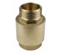 """Обратный клапан """"Vodotok"""" 1 1/4"""" модель YT-В2014 (седло латунь, внутр/внешн.)"""