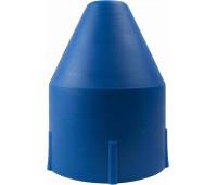Заглушка конусная ( на обсадную трубу d 125 мм )