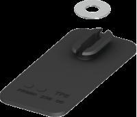 Звукоизоляционный комплект для одинарных креплений TECEprofil