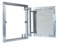 Ревизионный алюминиевый люк серии ALR (40/25)