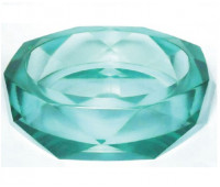 BWY31 Раковина из стекла в виде кристала Т19*490*H125mm
