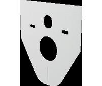 M91 Звукоизоляционная плита для подвестного унитаза и биде
