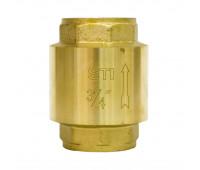 Клапан обратный пружинный STI 20 (латунное уплотнение)