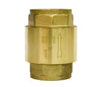 Клапан обратный пружинный STI 25 (латунное уплотнение)