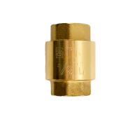 Клапан обратный пружинный STI 15 (пластиковое уплотнение)