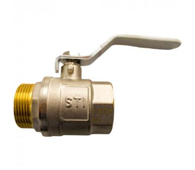 Кран шаровой STI ШГ рычаг 32